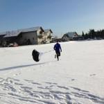 Bieganie (i oddychanie) w zimie