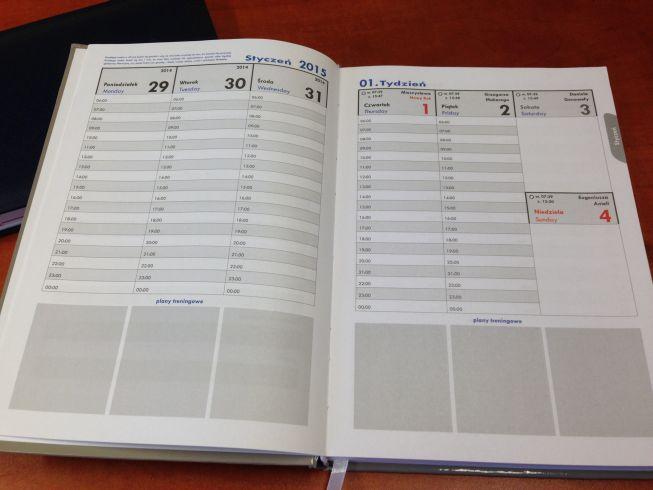 Kalendarz Biegacza
