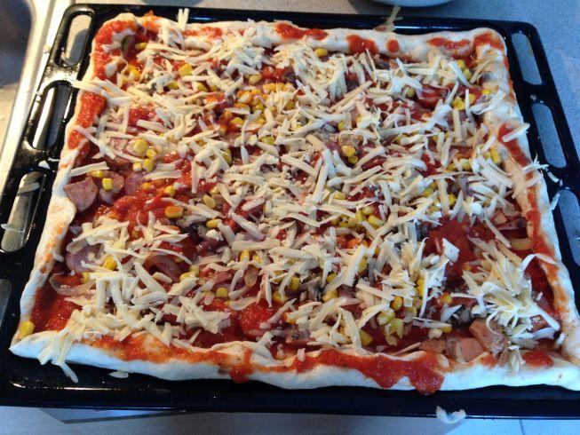 Pizza by bwotr.pl