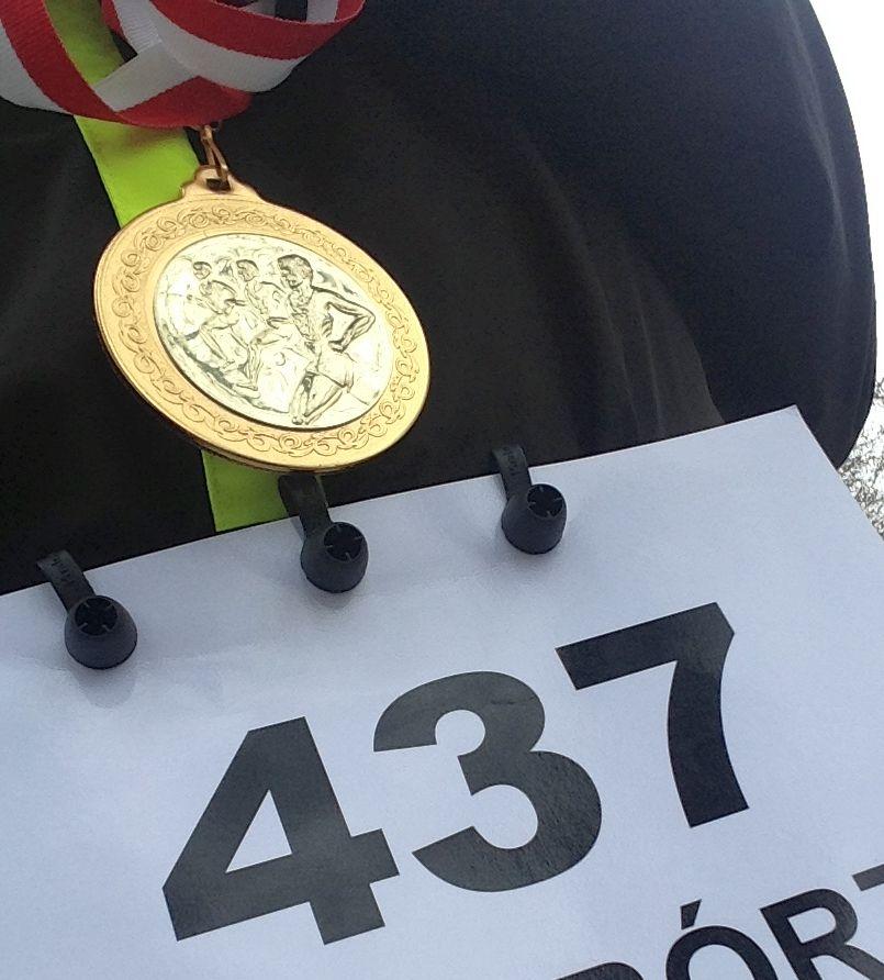 Medal i numer