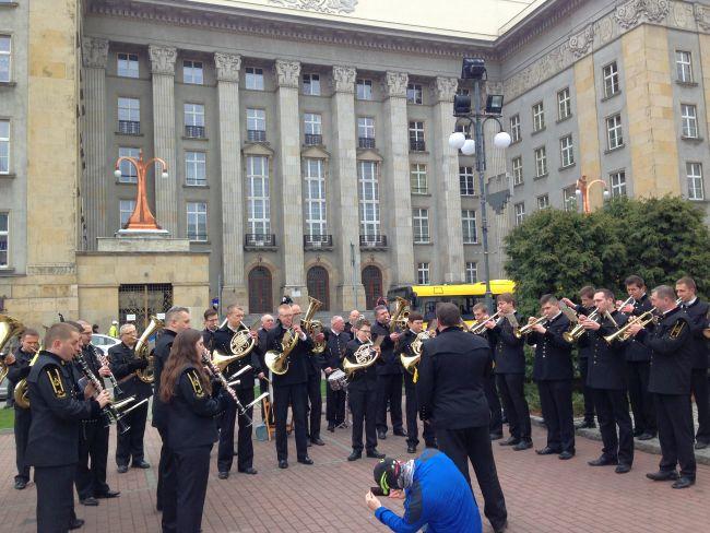 Orkiestra, bieg Korfantego 2015
