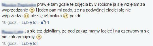 Dyskusja FB, Bieg Korfantego 2015, Katowice