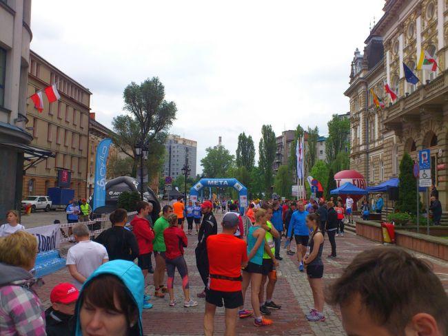 Przed startem