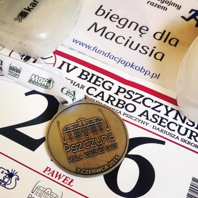 IV BIeg Pszczyński Carbo Asecura 2015