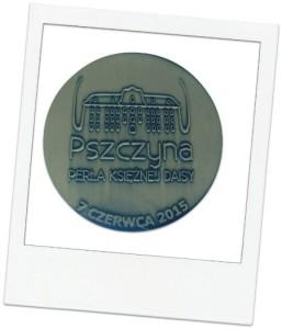 Pszczyna 2015  IV Bieg Carbo medal