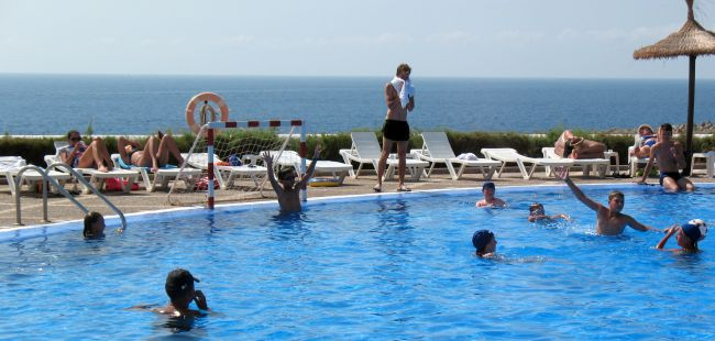 Basen Sea Club Minorka