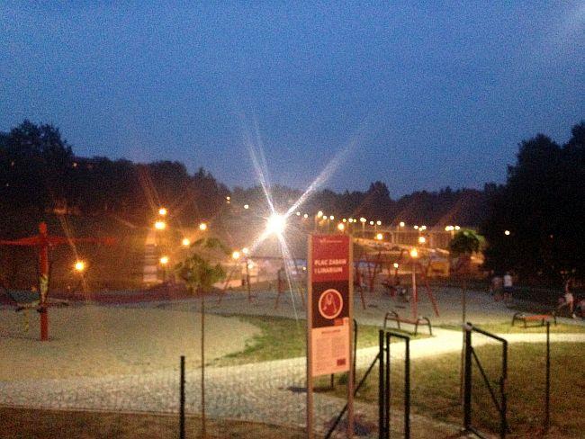 Park noca