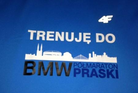 Trenuję do II BMW Półmaraton Praski