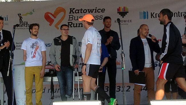 Katowice Business Run 2015