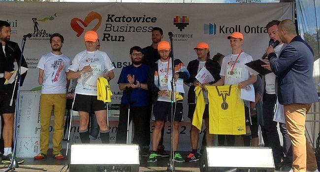 Katowice Business Run 2015 Internetowi i Mobilni
