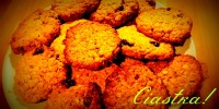 Ciastka owsiane