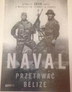 Naval Przetrwać Belize ebook