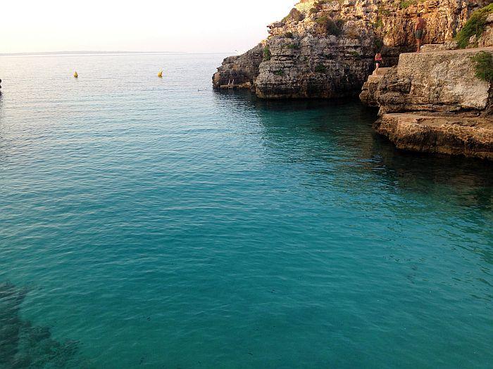 Menorca zatoczka