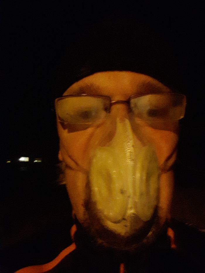 Maska do biegania Totobobo classic