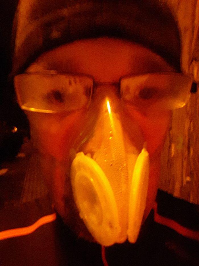 Maska do biegania Totobobo