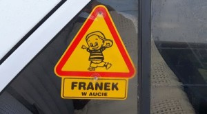 Franek - otagowane dziecko