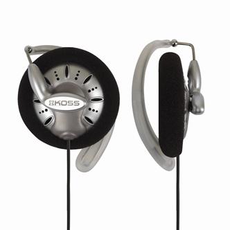 słuchawki koss KSC75 bieganie