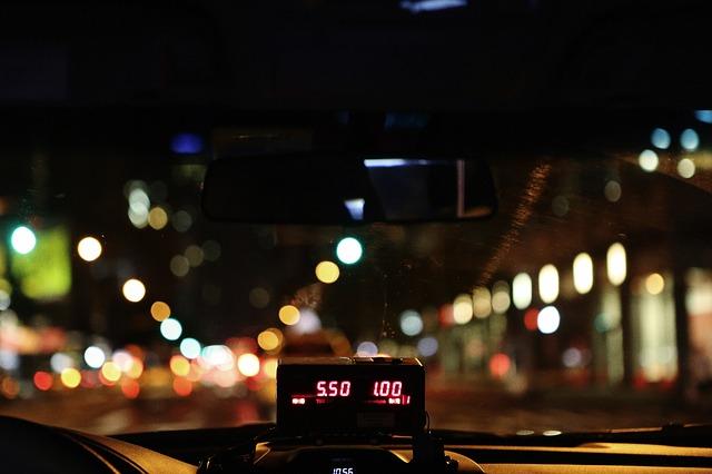 Wspomnienia taksówkarza blog
