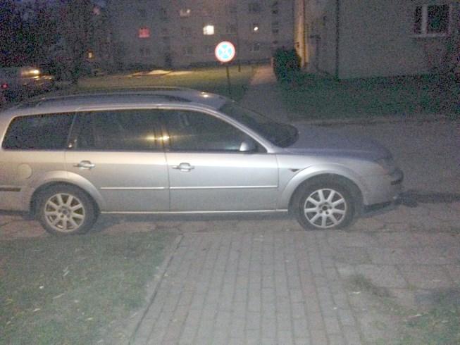 Fatalne parkowanie