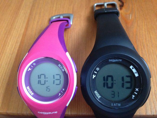 Zegarek Geonaute 220s oraz zegarek Geonaute 110