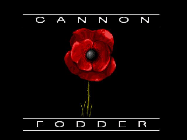 Cannon Fodder Amiga