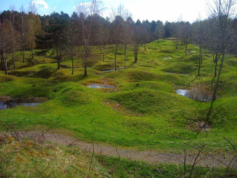Verdun, pole bitwy