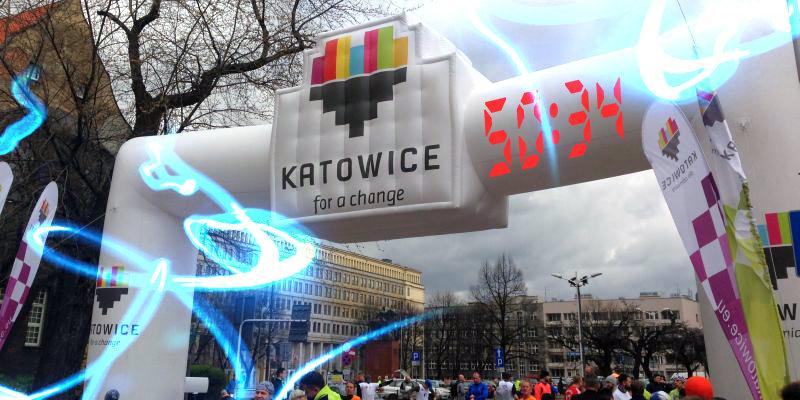 XXII Bieg Korfantego, Katowice, 2015