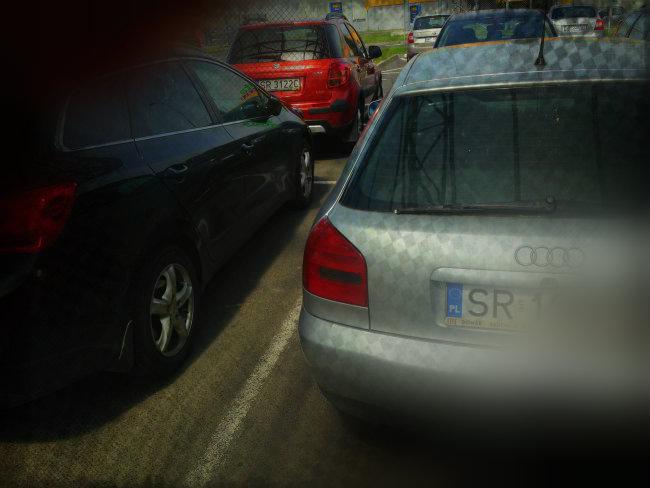 parkowanie