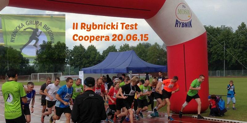 II Rybnicki Test Coopera 20.06.2015, bwotr.pl