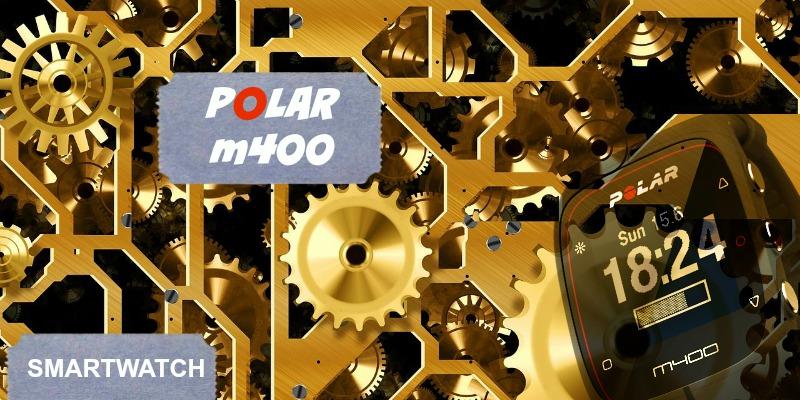 Polar m400 smartwatch tytuł