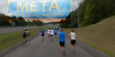 7. Bytomski Półmaraton - relacja