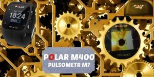 nagłówek wpisu Polar M400 test i pulsometru H7