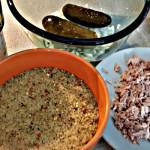 Sałatka z tuńczyka i kuskusu