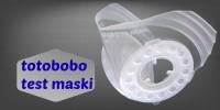 Totobobo test maski przeciwsmogowej