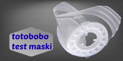 Totobobo test maski