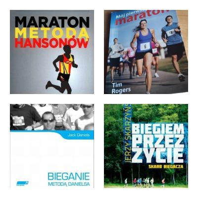 ksiazki o bieganiu