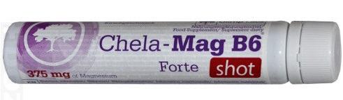 magnez shot dla biegacza
