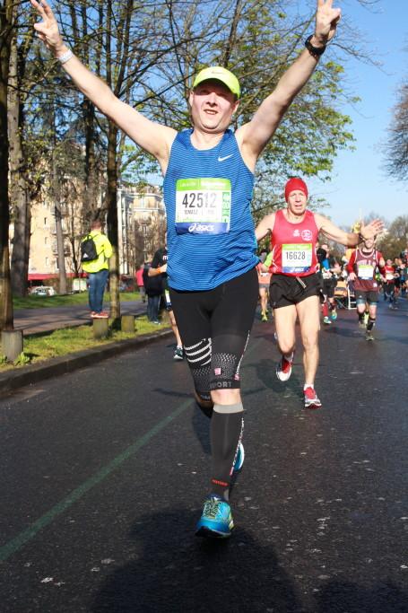 40 Maraton w Paryżu - relacja 2016