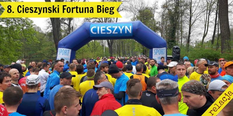 8. Cieszyński Fortuna Bieg Relacja