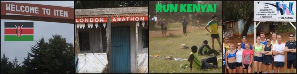 Obóz biegowy w Kenii