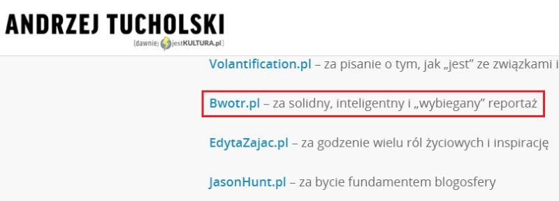 Share week 2016 bwotr.pl
