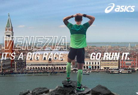 Venice Marathon Asics
