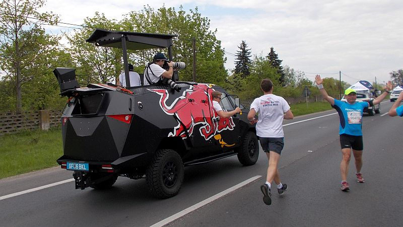 Red Bull karawan