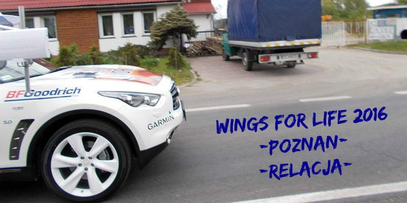 Relacja Wings for Life 2016