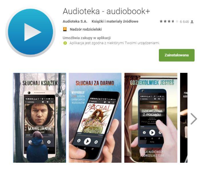 audiobooki na audiotece