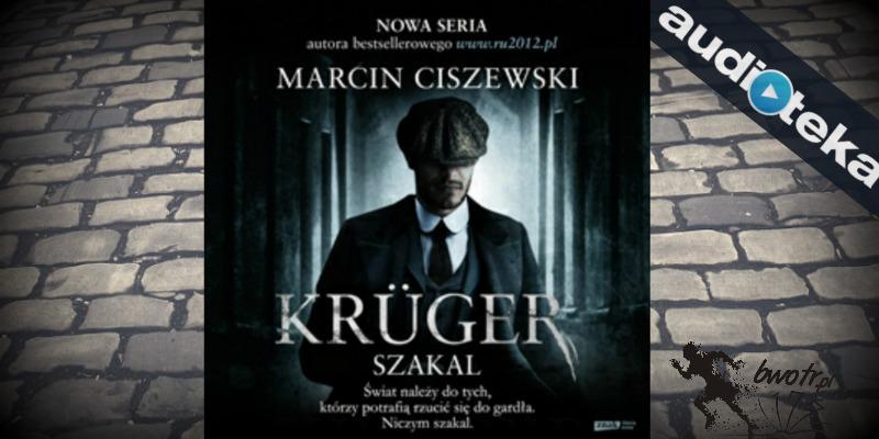 Szakal Kruger Audioteka.pl