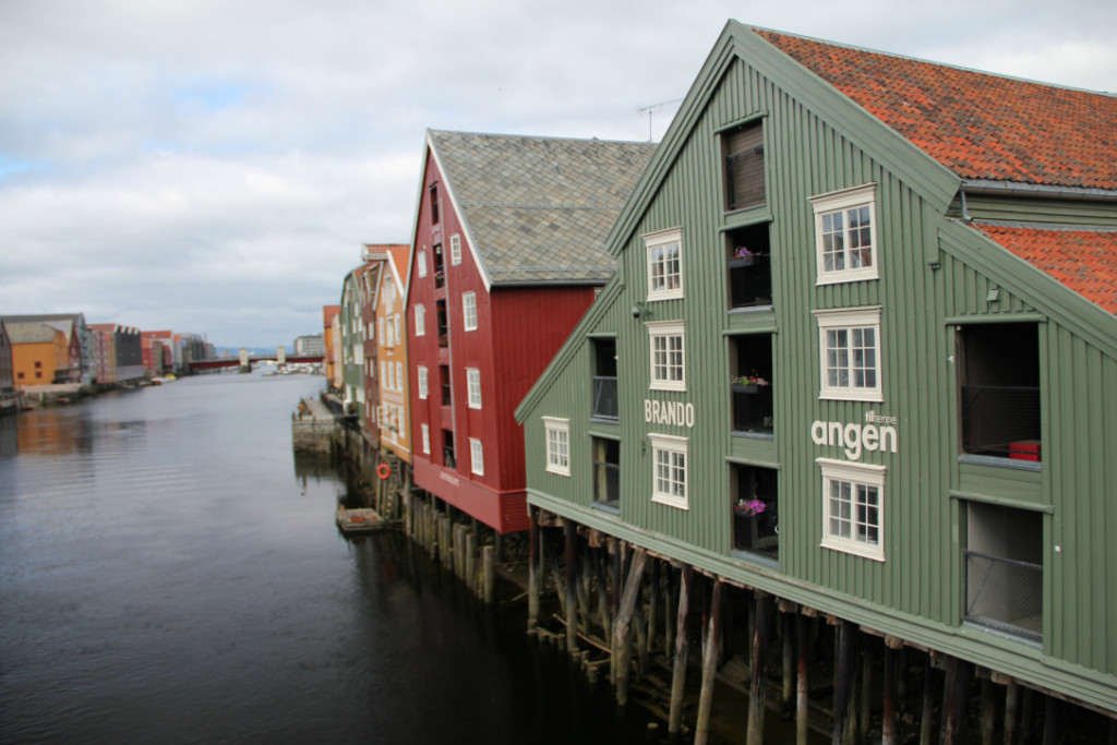 Trondheim domki