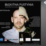 Błękitna pustynia (audiobook). Rafał Molenda