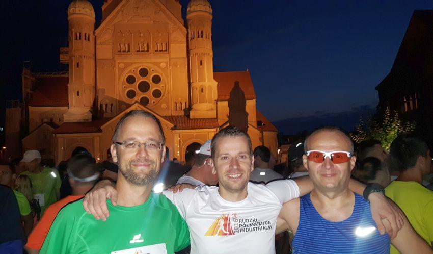 Półmaraton Ruda Śląska 2016