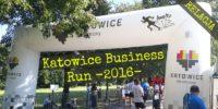 Katowice Business Run 2016 relacja